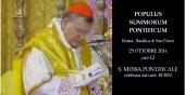 Terzo Pellegrinaggio Summorum Pontificum - 23-26 ottobre 2014