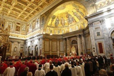 в базилике Св. Павла вне Стен завершится Неделя молитв о христианском единстве